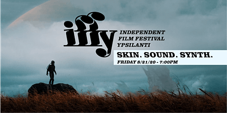 IFFY presents: Skin. Sound. Synth. - Livestream tickets