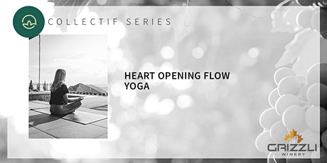 Collectif Series:  Heart Opening Flow tickets
