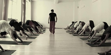 [Abgesagt, es gibt neues Event, siehe Beschreibung] Yoga-Kurs Tickets