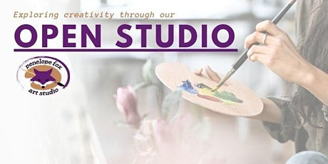 Open Studio Session tickets