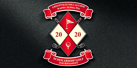 2020 Greenville (NC) Alumni Kappa Alpha Psi  Scholarship Golf Tournament tickets