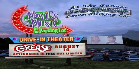 Movies and Music in the Parking Lot tickets