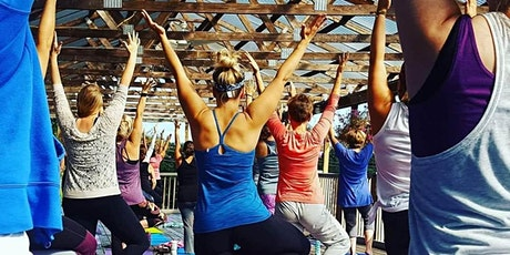 Good Morning Yoga at Rose's Berry Farm tickets