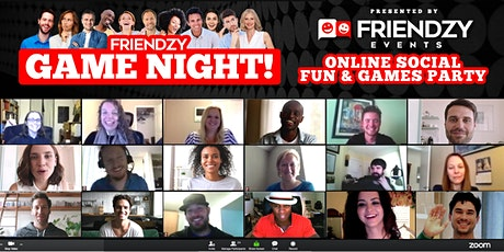 Online Game Night - A Fun Social Party From Home! tickets