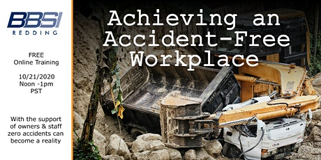Achieving an Accident-Free Workplace tickets