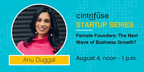 Female Founders - The Next Wave of Business Growth tickets