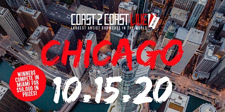 Coast 2 Coast LIVE Showcase Chicago - Artists Win $50K In Prizes tickets