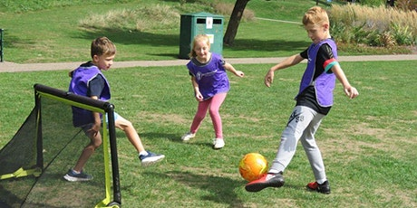 Cripplegate Park - Free Summer Multi-Sports Activities tickets