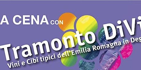 Tramonto Divino - sabato 12/09 Piazza Cavalli >> vini Il Poggiarello biglietti