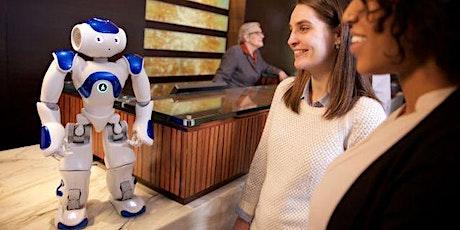 Como Impulsionar Seus Negocios Com Robotica e Lives Com Inteligencia ingressos