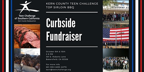 Kern County Teen Challenge Top Sirloin BBQ Curbside Fundraiser tickets