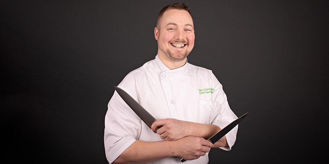 Headshot of Chef David Boyd