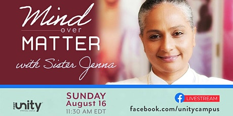 Sister Dr. Jenna - 2020 Influencer at First Unity Spiritual Campus tickets