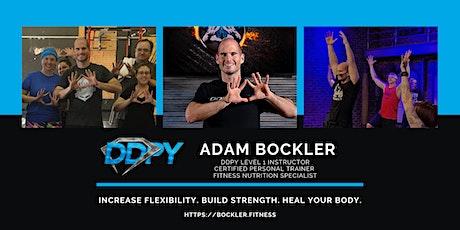 Virtual DDPY With Adam Bockler tickets