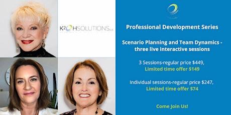 K2OHSOLUTIONS, LLC  Professional Development Series tickets