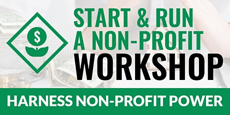 Start & Run a Non-Profit 10.26.2020 tickets