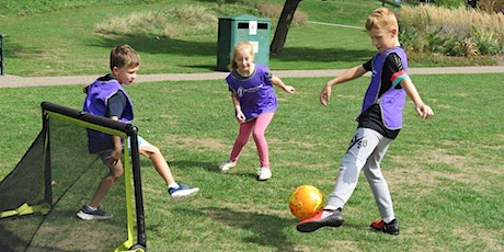 Perdiswell Park - Free Summer Multi-Sports Activities tickets