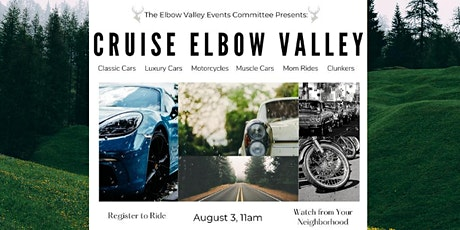 Cruise Elbow Valley tickets
