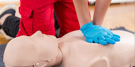 Red Cross First Aid/CPR/AED Class (Blended Format) - Woodbridge tickets