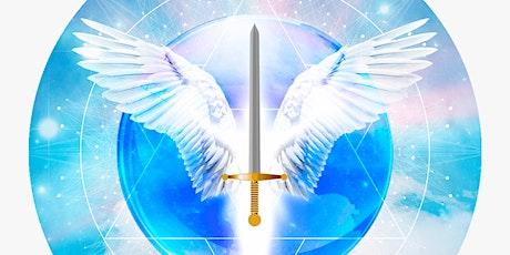 Distant Attunement - Shield of Archangel Michael (online) tickets