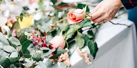 Summer Floral Workshop & Mingle tickets