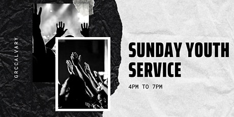 Sunday Youth Service tickets