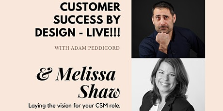 Laying the foundation for your CSM role. tickets