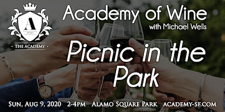 Academy of Wine: Picnic in the Park tickets
