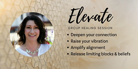 Elevate Group Healing Session with Conde Bartlett tickets