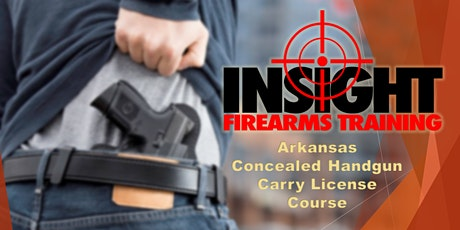 Week Night Arkansas CHCL Basic Course tickets