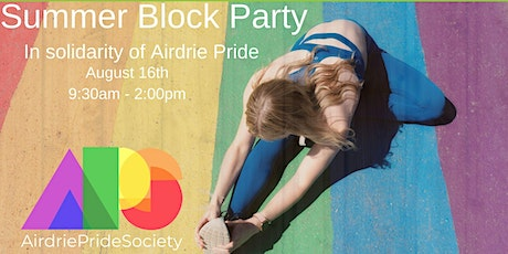 By Donation Yoga for The Airdrie Pride Society tickets
