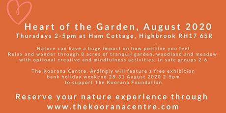 Heart of the Garden Beginner's Dru Yoga Session tickets