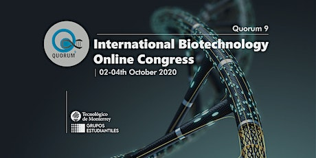Quorum 9: International Biotechnology Online Congress boletos