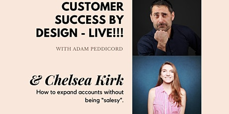 """How to expand accounts without being """"salesy"""". tickets"""