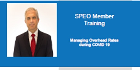 Managing Overhead Rates during COVID 19 tickets