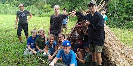 Wild 1 & Wild 2 School Holiday Survival Skills tickets