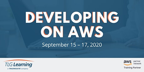 Raytheon – Developing on AWS tickets
