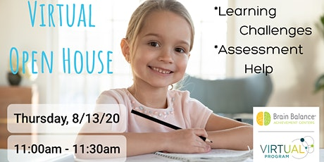 BBSD Virtual Open House: Learning Challenges & Assessment Help tickets