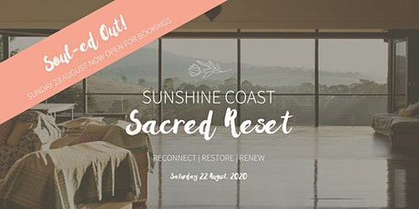 Sunshine Coast Sacred RESET Retreat tickets