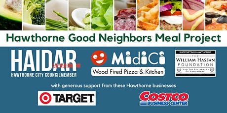 Hawthorne Good Neighbors Meal Project tickets