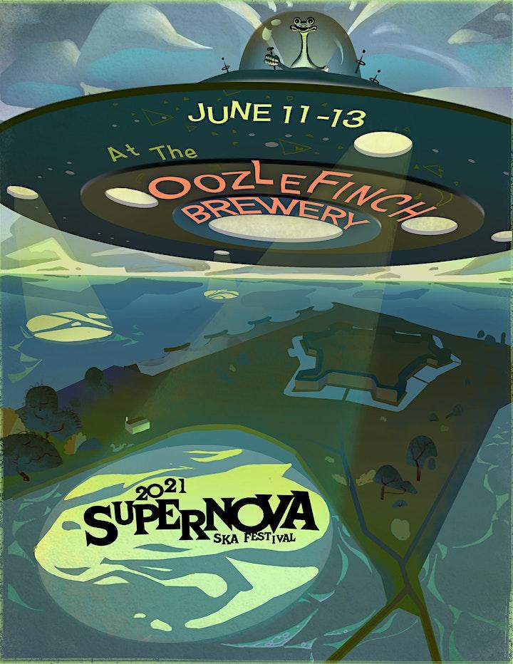 2021 Supernova International Ska Festival image