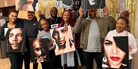 Copy of Hip Hop Sip-n-Paint Dinner tickets
