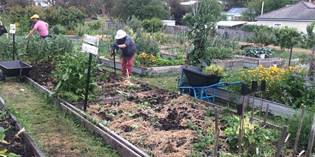 Permaculture; Grow your own garden tickets
