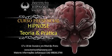 HIPNOSE, Teoria & Prática ingressos
