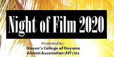 Night of Film 2020 tickets