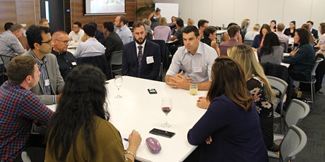 "FLINT Auckland - ""Speed Dating with CxO's"" tickets"