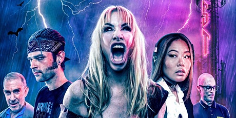 Popcorn Frights Drive-In Horrorshow:  TEN MINUTES TO MIDNIGHT tickets
