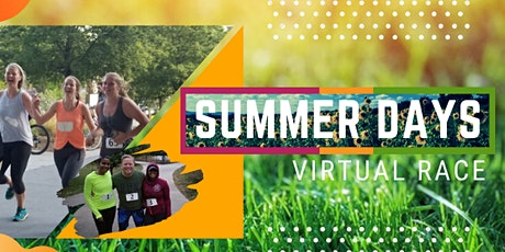 Summer Days Virtual Race NEW ZEALAND tickets