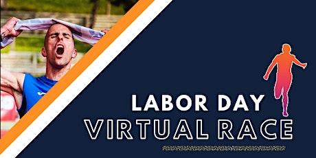 Labour Day Virtual Run NEW ZEALAND tickets