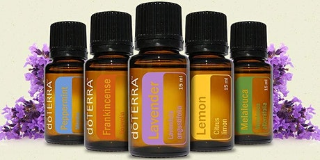 An Introduction to Essential oils Worksop tickets